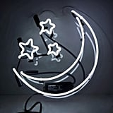 Oliver Gal Moon and Stars Plug-In Neon Lighted Sign