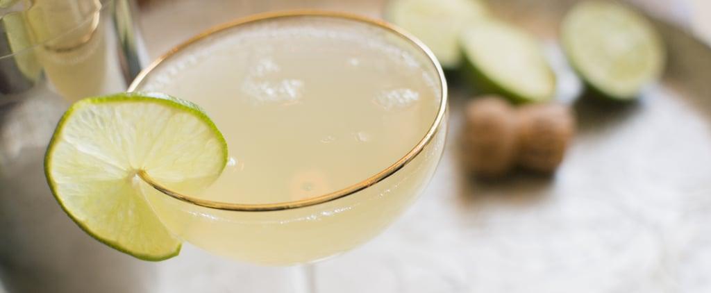 Coconut-Lime Daiquiri Recipe