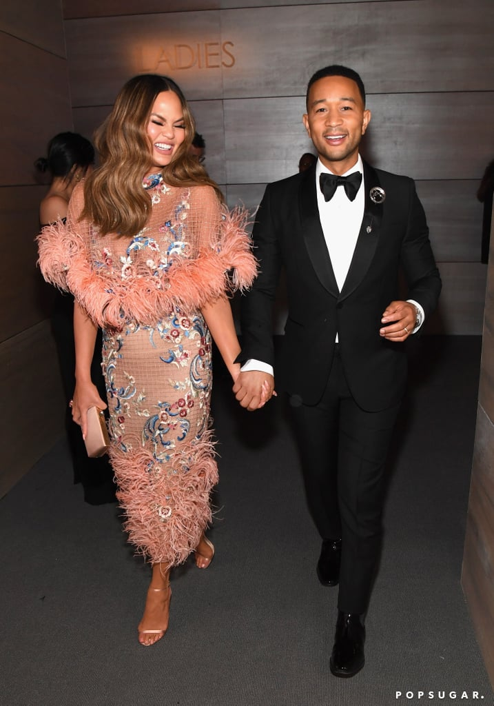 Chrissy Teigen And John Legend 2019 Oscars Afterparty ...