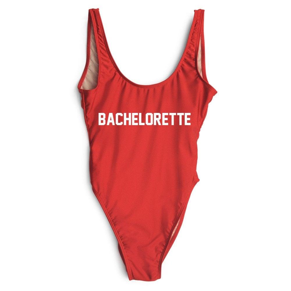 Private Party Bachelorette Swimsuit ($99)