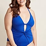 ModCloth Twist Come True One-Piece Swimsuit