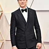 George MacKay at the Oscars 2020