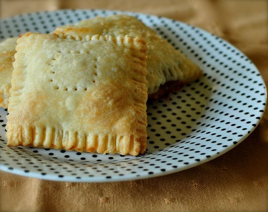 Strawberries and Rhubarb: Homemade Pop-Tarts