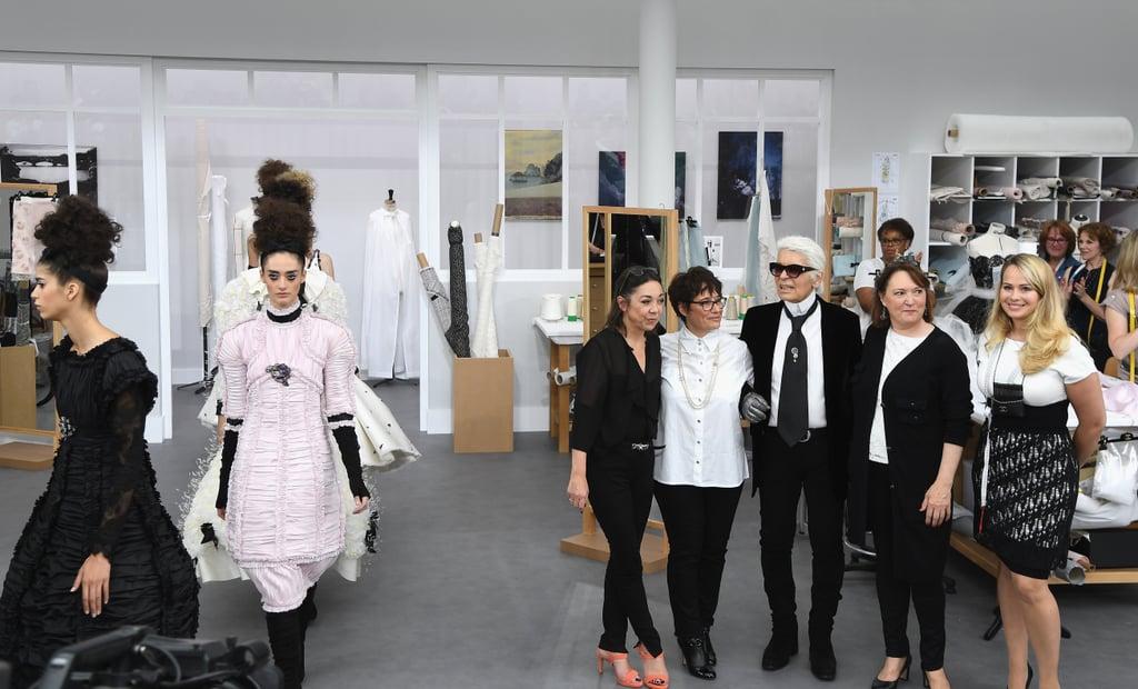 Chanel Haute Couture Show Autumn 2016