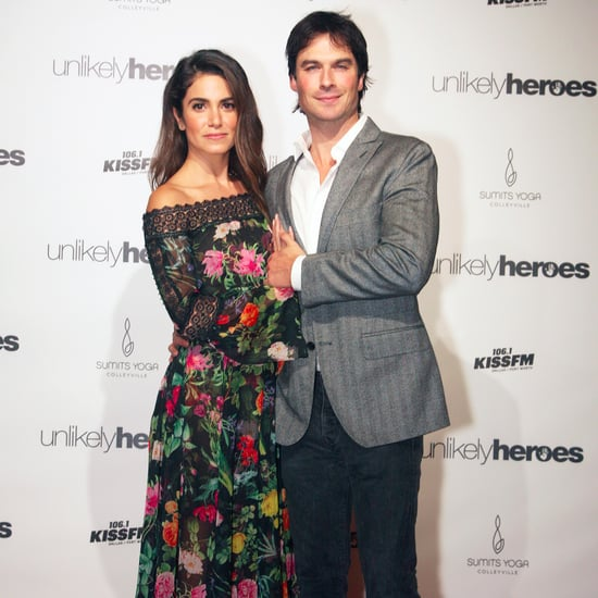 Nikki Reed and Ian Somerhalder at Unlikely Heroes Event 2016