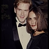 Cary Elwes and Lisa Marie at the Dracula Premiere in 1992