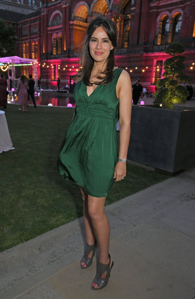 Sophie Winkleman at the V&A Summer Party in June 2018