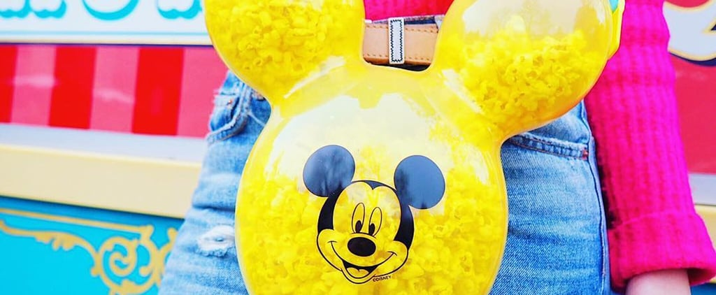 Disney Balloon Popcorn Bucket 2018