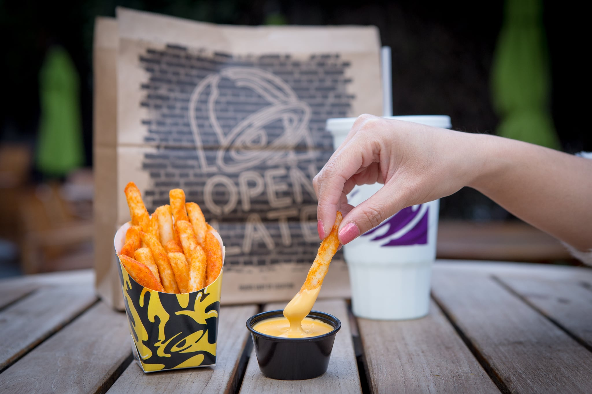 Taco Bell is launching Nacho Fries because the world needs more fries