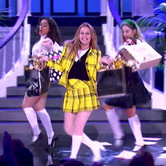 "Alicia Silverstone Performs ""Fancy"" on Lip Sync Battle Video"