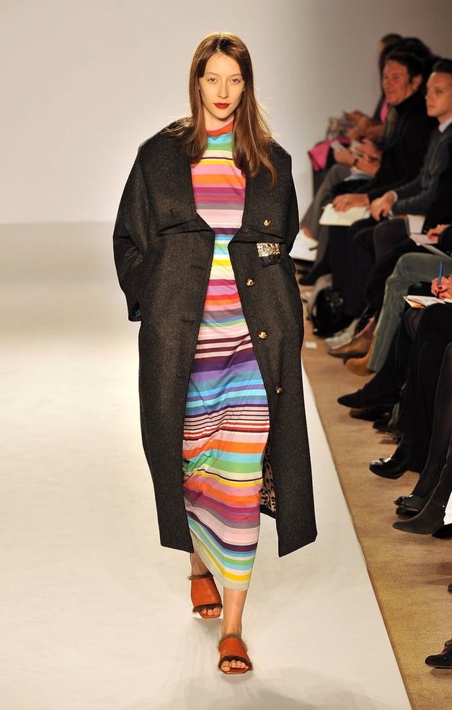 New York Fashion Week: Isaac Mizrahi Fall 2009