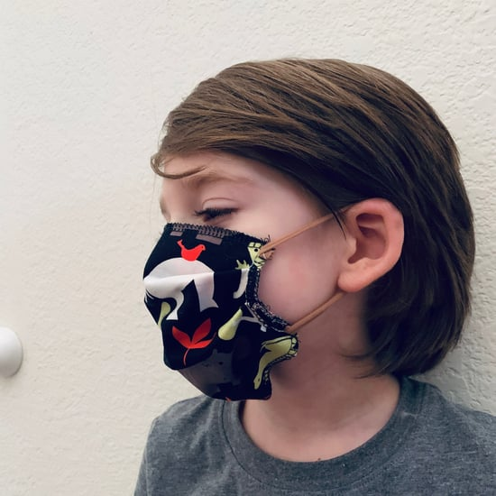 Washable Cloth Face Masks For Kids From Etsy