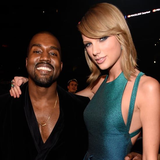 Kanye West's Taylor Swift Unity Love Photo on Twitter 2016