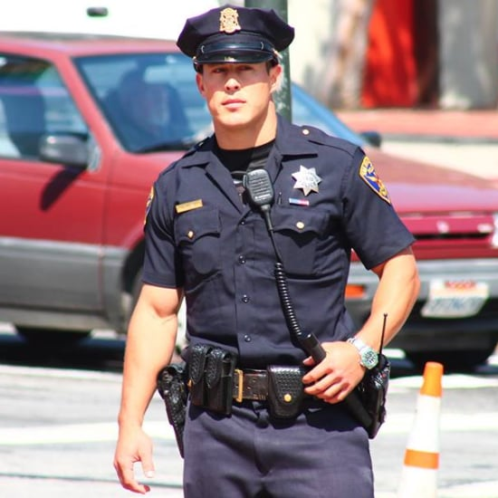 Hot guys in uniform