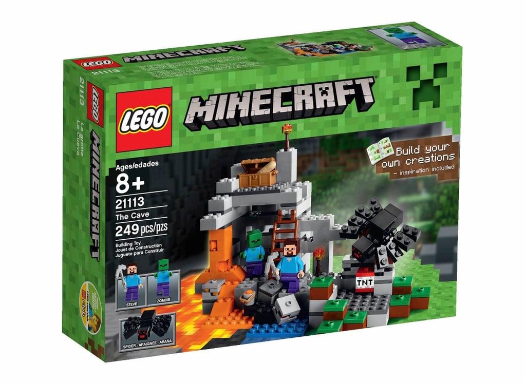 Lego Minecraft Creative Adventures The Cave