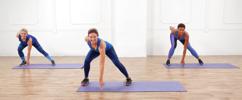 30-Minute High-Intensity Cardio and Pilates Workout