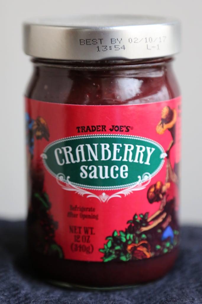 Best: Cranberry Sauce $2