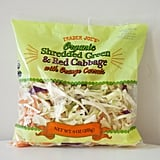 Pick Up: Organic Shredded Green and Red Cabbage With Orange Carrots ($2)