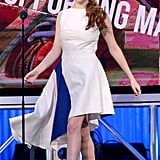 Anna Kendrick dazzled on stage.