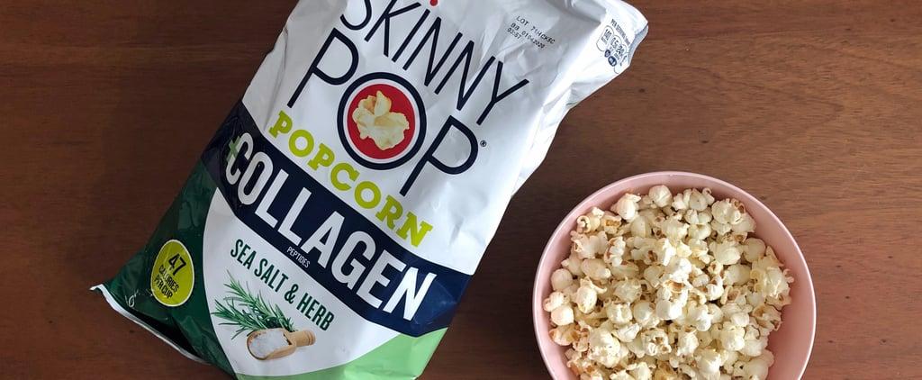 SkinnyPop Releases New +Collagen Popcorn