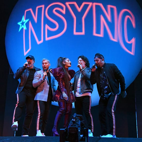 Ariana Grande and NSYNC 2019 Coachella Performance Video