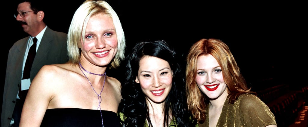 Cute Pictures of Drew Barrymore, Lucy Liu, and Cameron Diaz