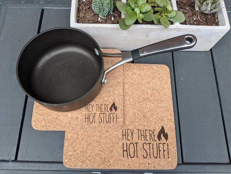 Cork Hot Pads