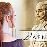 Throw Daenerys Targaryen's braids into the mix when you're feeling fiery.