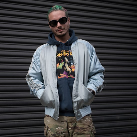 J Balvin's Most Fashionable Moments