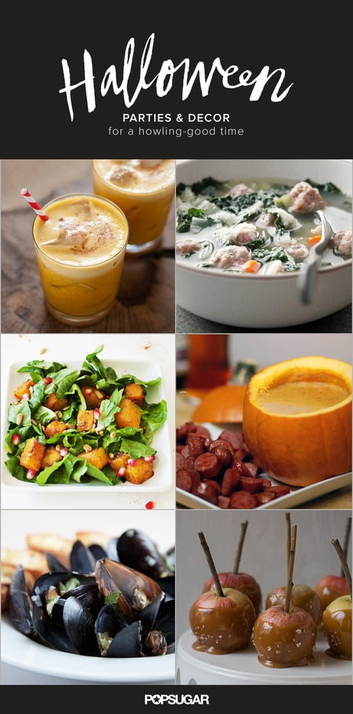 وصفة أطباق لحفلة الهالوين مخصّصة للكبار فقط