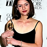 The 1995 Golden Globe Awards are a testament to the fact that Claire has gone through numerous style changes over the years.