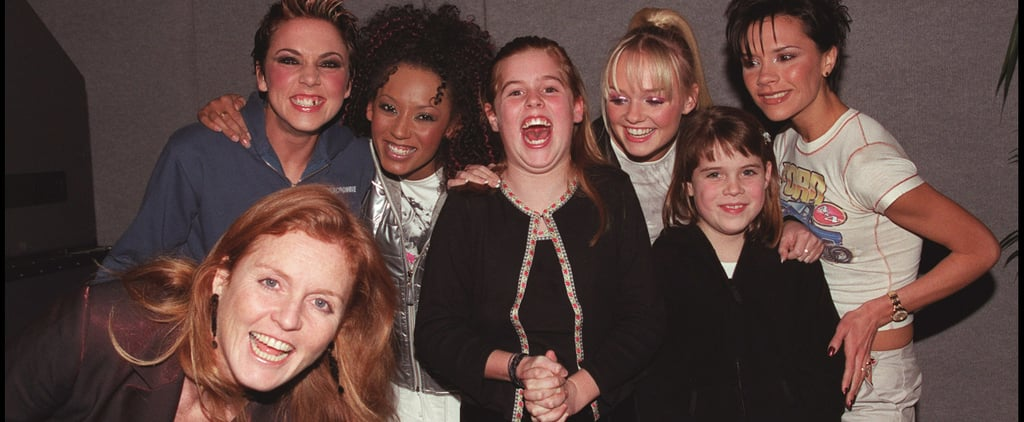 Photos of the Spice Girls With the Royal Family