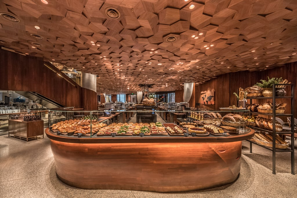 Starbucks Reserve Roastery in Shanghai