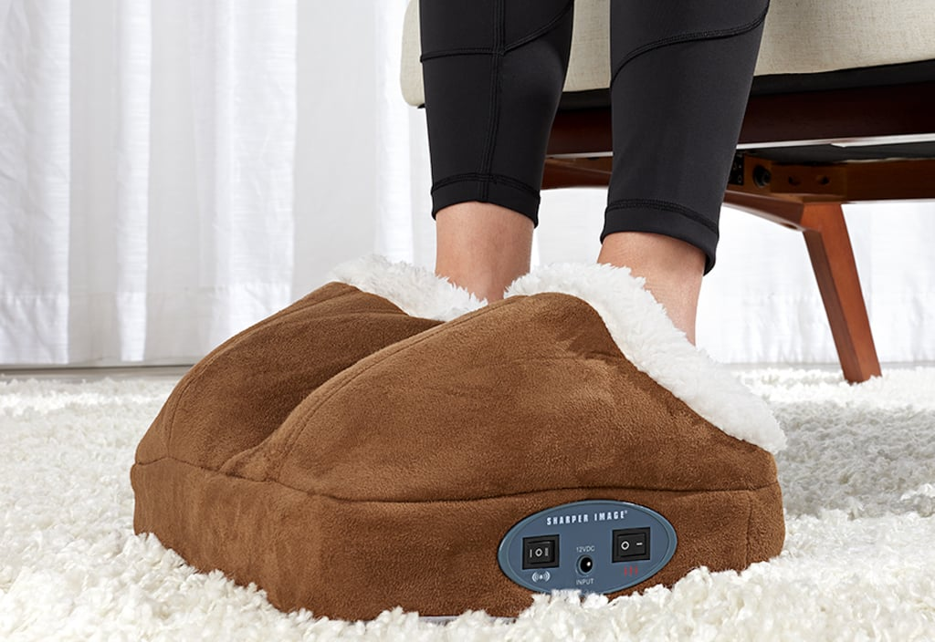 Best Warming Foot Massager From Sharper Image