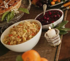 Savory Gluten-Free and Grain-Free Stuffing