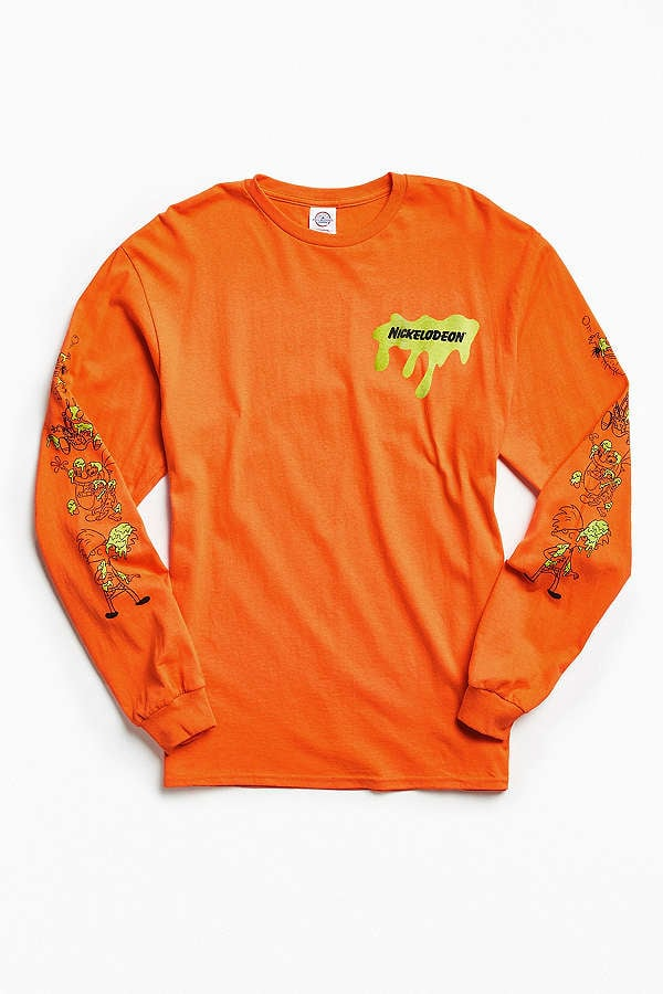 Urban Outfitters Nickelodeon Splat Long Sleeve Tee ($38)