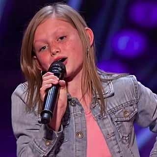 This 12-Year-Old Didn't Back Down When Simon Cowell Asked Her to Sing Again — Without Music