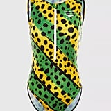 House of Holland x Speedo – Vivid Cheetah Stripe Swimsuit