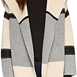 Vince Colorblock Car Coat ($495)