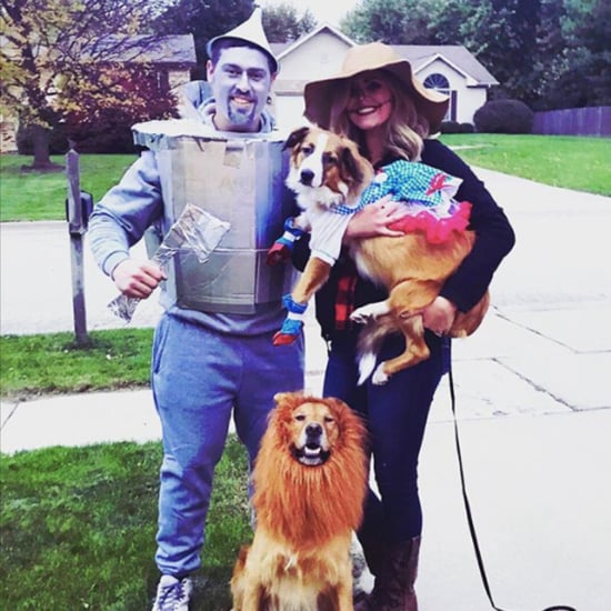 Matching Dog and Owner Costumes