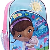 "Disney Doc McStuffins ""Have a Dose of Sunshine"" Backpack"