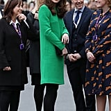 Kate Middleton's Green Dress by Eponine London 2019