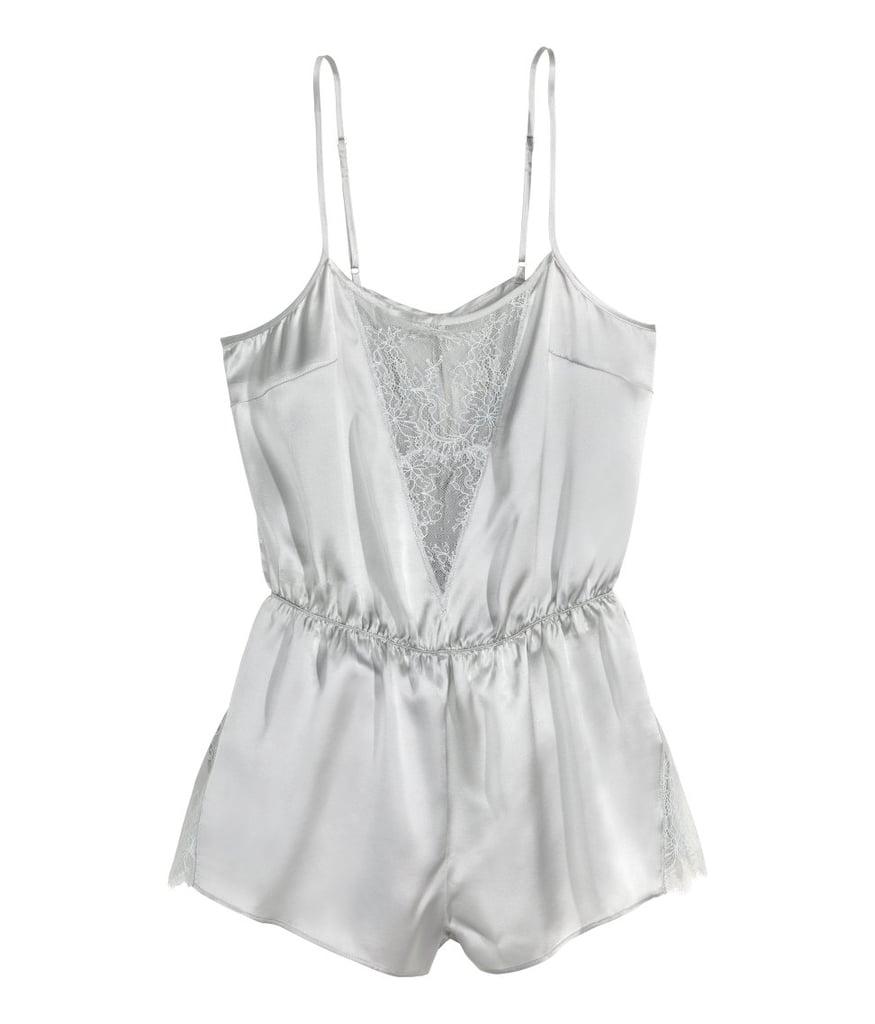 Silk Jumpsuit ($70)