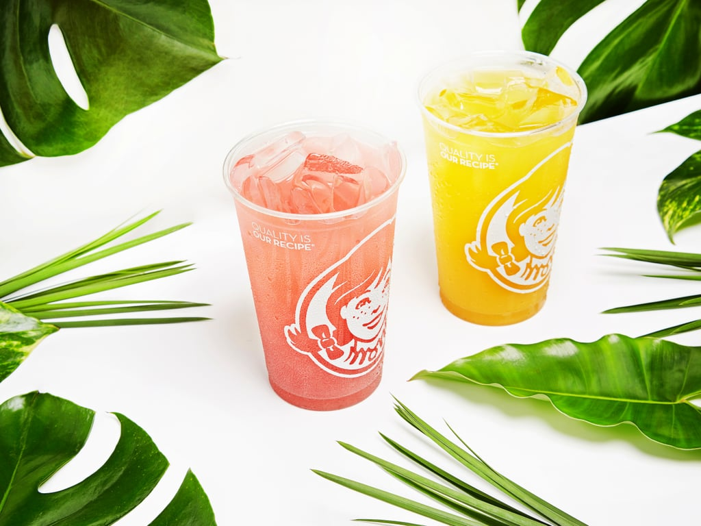 Hydrate With Tropical Flavors