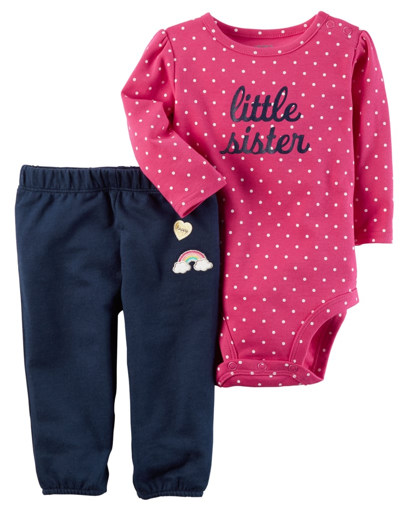 Carter's Little Sister Two-Piece Set