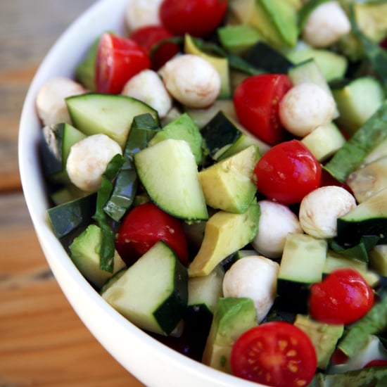 Healthy Caprese Salad Recipe