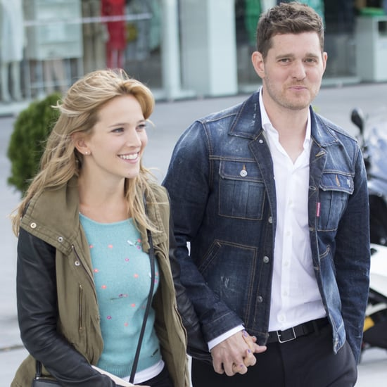 Michael Buble Wife Luisana Lopilato Expecting Second Baby