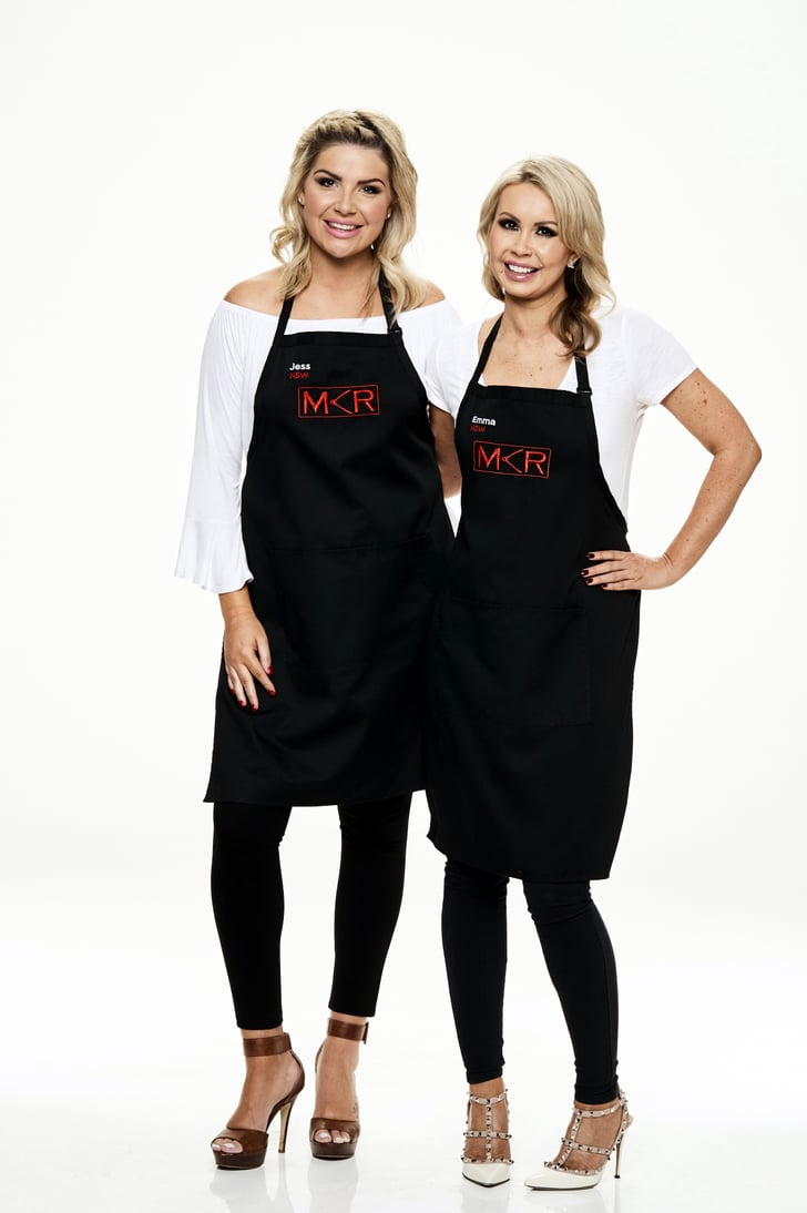 My 2018 Spring Capsule Wardrobe: My Kitchen Rules Contestants 2018