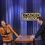 Chrissy Teigen and Jimmy Fallon Made Up a New Drinking Game, and, Um, We Have QUESTIONS