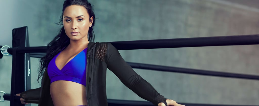 The Secret Behind Demi Lovato's Confidence and Happiness? This Routine